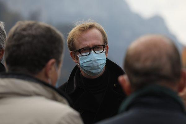 Xavier Pelletier a été nommé, le 14 octobre en conseil des ministres, préfet en mission de service public chargé de la reconstruction des zones sinistrées des Alpes-Maritimes.