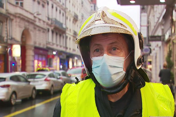 """""""le bilan aurait pu être beaucoup plus lourd"""" a commenté Serge Delaigue, directeur départemental des services d'incendie et de secours"""