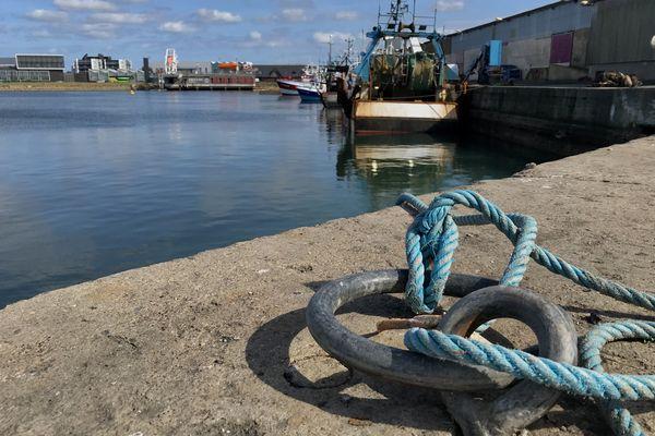 Le port de pêche de Saint-Malo