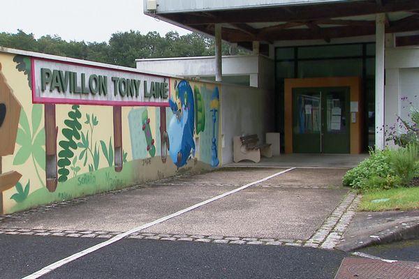 Le pavillon Tony Lainé de l'hôpital psychiatrique Henri Laborit de Poitiers, dimanche 19 septembre 2021.