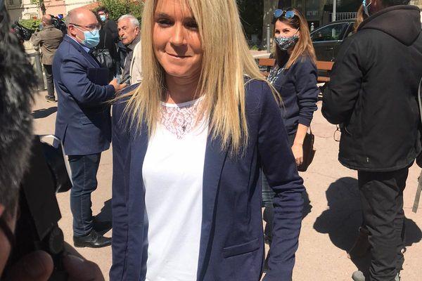 Sandrine D'Angio conduira la liste du RN dans le département des Bouches-du-Rhône