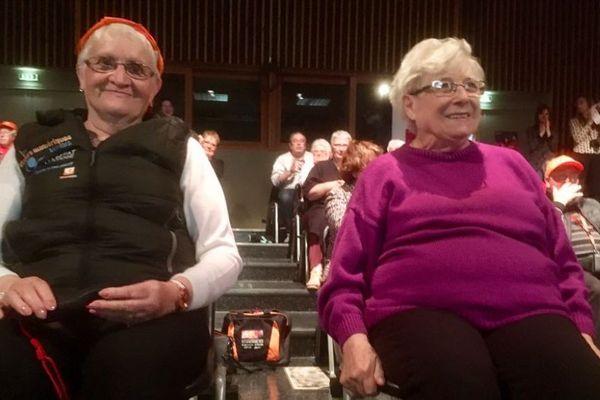 Raymonde, 86 ans, et Danine, 74 ans, sont qualifiées pour la finale lors de la Gamers Assembly, le 20 avril prochain.
