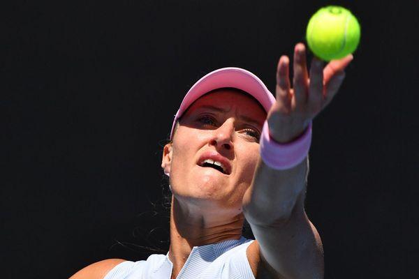Kristina Mladenovic, ce dimanche à l'Open d'Australie