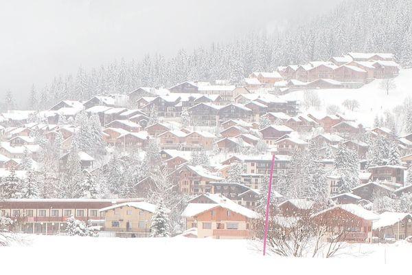 Les nouvelles constructions du lotissement devaient s'intégrer aux chalets de Pralognan-La-Vanoise