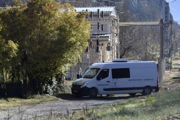 """L'""""identification criminelle"""" de la gendarmerie sur les lieux du drame"""