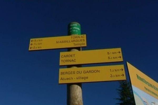 Festival de randonnée dans le Gard