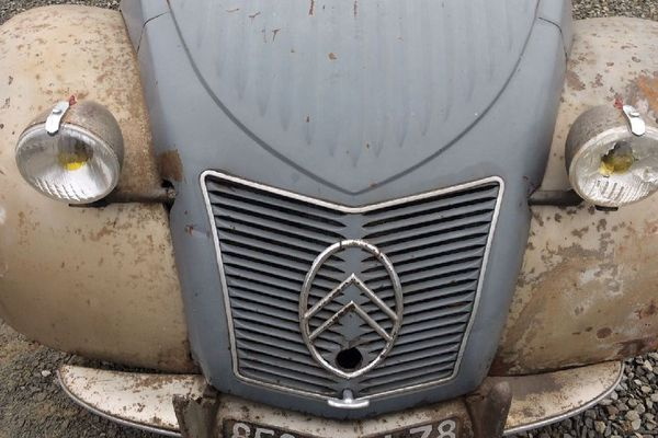 La 2CV, une allure incomparable