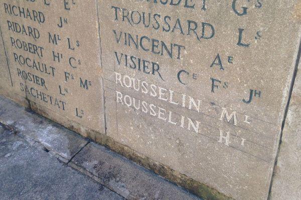 Les deux frères originaires de Chalon et morts pour la France ont désormais la reconnaissance de la nation.