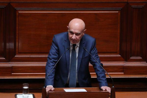 Lundi 4 mai, Claude Malhuret, sénateur de l'Allier, a pris la parole au Sénat lors du débat sur le plan de déconfinement.
