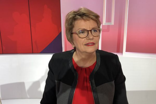 Rose-Marie Bertaud, conseillère municipale de Vivonnes