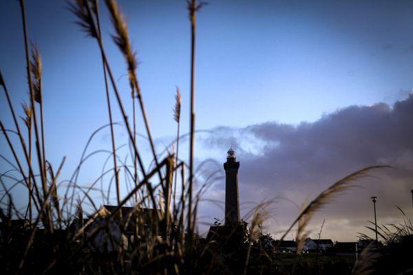 Le phare d'Eckmühl de Penmarc'h, symbole du Pays Bigouden.
