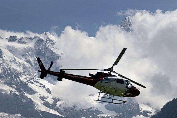 En 2013, les hélicoptères de la Rega ont effectué plus de 10.000 interventions.