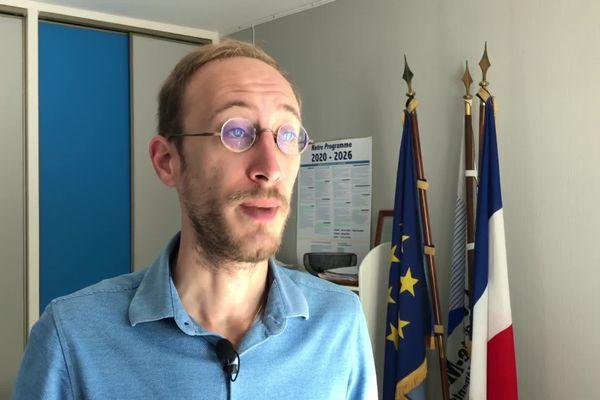 Thibault Brechkoof, maire de Dolus, souhaite négocier les indemnités fixées par la justice.