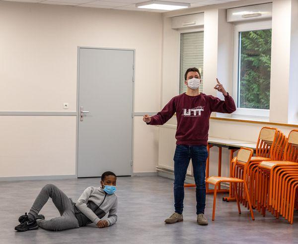 """Atelier """"Eloquence"""" pour 183 collégiens de l'Aube via la Cordée """"Sciences, technologie et avenir"""" portée par l'Université de technologie de Troyes"""