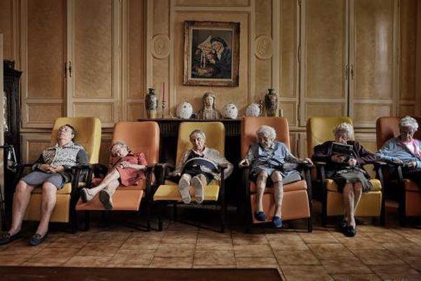 L'exposition de Didier Carluccio à partir du 8 novembre à la Galerie Fait et Cause à Paris.