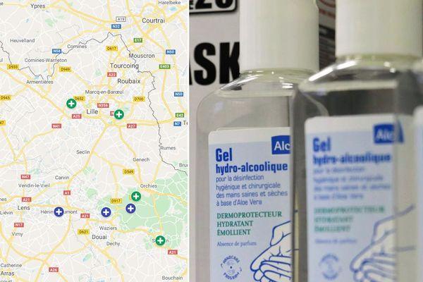 Ce lundi 9 mars, on recensait une dizaine de cas de coronavirus dans le Nord et le Pas-de-Calais