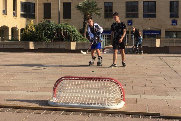La Corse compte un seul club de Roller Hockey.
