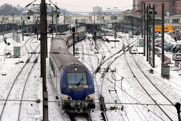 Illustration : Mulhouse, le 14 février 2012.