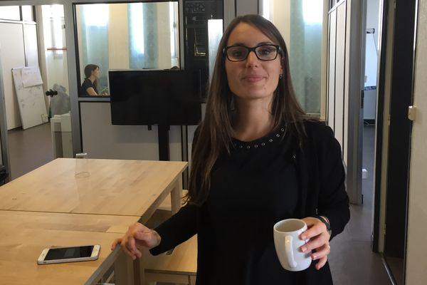 Anaïs Vivion, à 27 ans elle est élue Femme du Digital de l'Ouest pour sa start-up Be App
