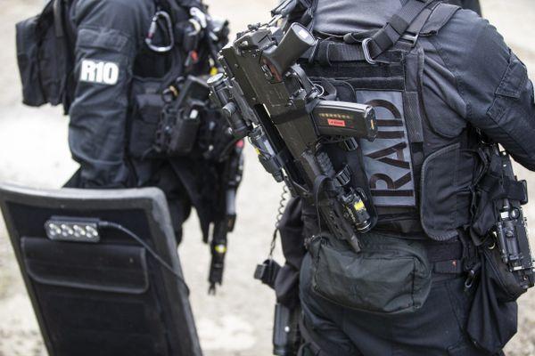Le RAID est intervenu pour cette arrestation qui a eu lieu à Challans, en Vendée.