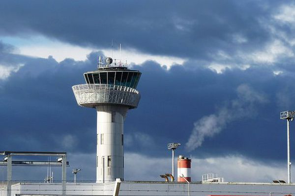 Aéroport de Mérignac en Gironde