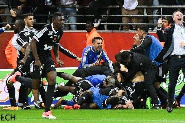 Le 19 mai 2017, l'Amiens SC montait en Ligue 1 pour la première fois de son histoire