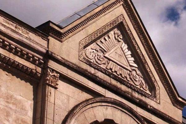Temple à Périgueux rue Saint-Front