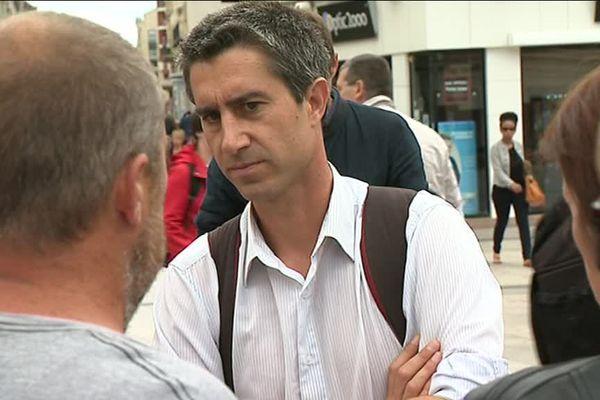 François Ruffin à Amiens