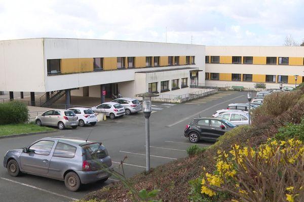 La résidence Ty Nevez, l'EHPAD où travaillait Xavier comme cadre de santé