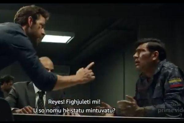 """Jacky Ryan"" stagione 2 cù JOHN KRASINSKI"