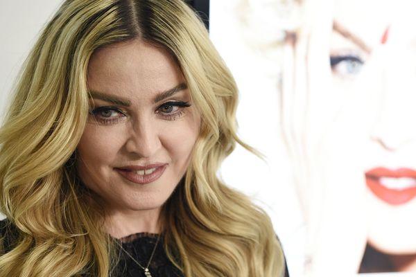 Madonna en février 2016 au Japon, à l'occasion d'un événement promotionnel (illustration).