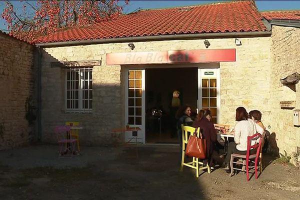 Le Bla Bla Caf' a ouvert ses portes il y a quelques jours seulement.