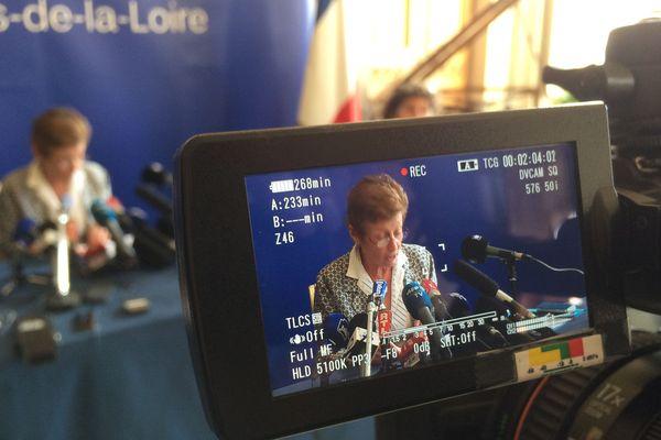 Nicole Klein, la préfère de Loire-Atlantique, le 13 avril 2018