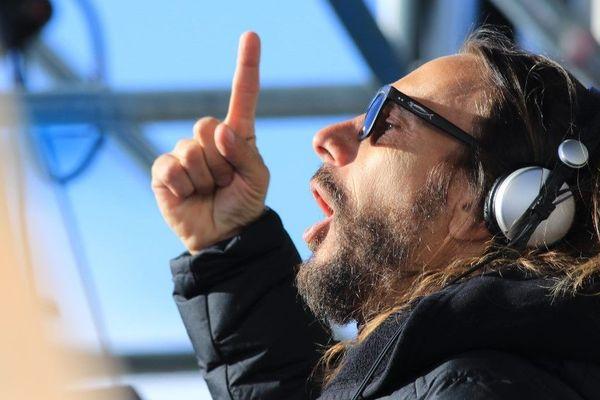 Le DJ prévoyait de mixer depuis l'Arc de Triomphe ce lundi 4 mai, avant report (illustration).