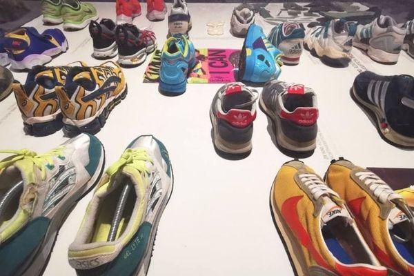 De la rue au musée, les sneakers ont conquis toutes les strates de la société.