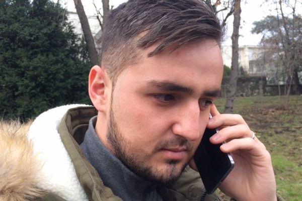 Volcan Kinay a pu joindre ses amis par téléphone