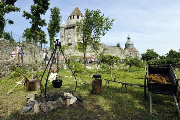 La 36e édition des Médiévales a lieu jusqu'à dimanche soir à Provins en Seine-et-Marne. (Photo d'illustration)