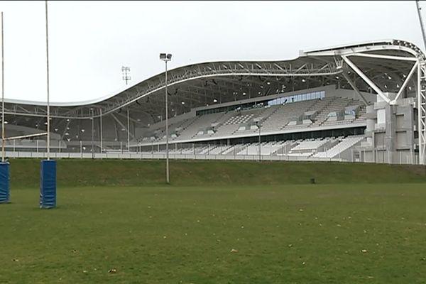 Le stade de Beaublanc pourrait voir l'USA Limoges évoluer en Fédérale 1 lors de la saison 2020/2021. (archives)