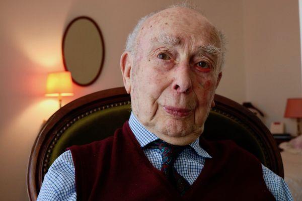 Georges Ménage, né en 1922 Marin sur La Renoncule