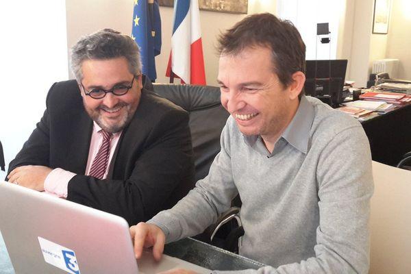 Le 24 octobre, le maire de Clermont-Ferrand, Olivier Bianchi, a participé à un tchat avec les internautes, sur notre site internet.