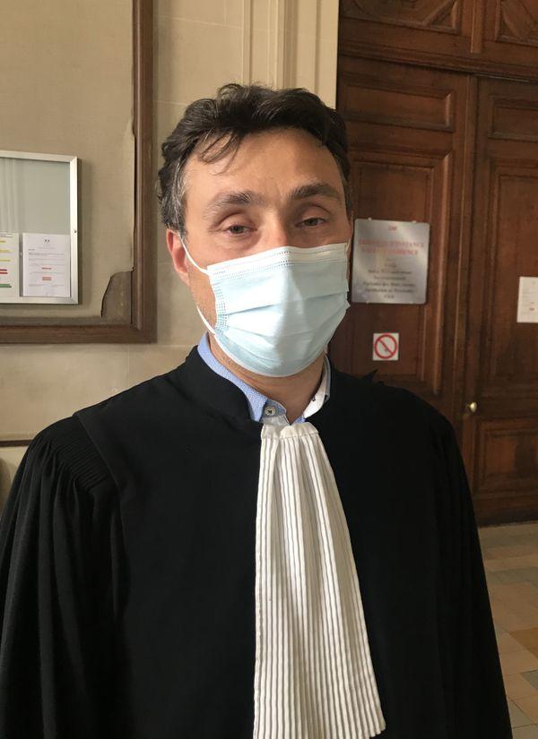 Maître Patrick Berdugo était absent au premier jour du procès.