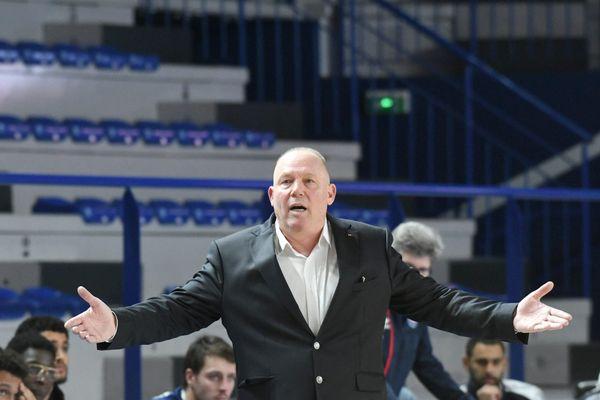Jean Denis Chouley, coach de la Chorale de Roanne
