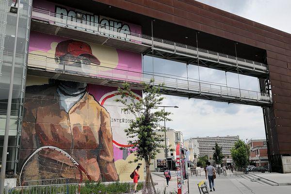 Toulouse : que vont devenir les fresques géantes peintes pendant