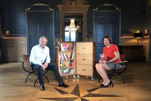 Yann Queffélec, premier invité de la Bibliothèque Vagabonde à Saint-Malo