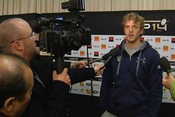 Les Clermontois sont arrivés ce vendredi veille de match à Nantes. L'occasion d'accorder quelques interviews à la presse avant la demi-finale.