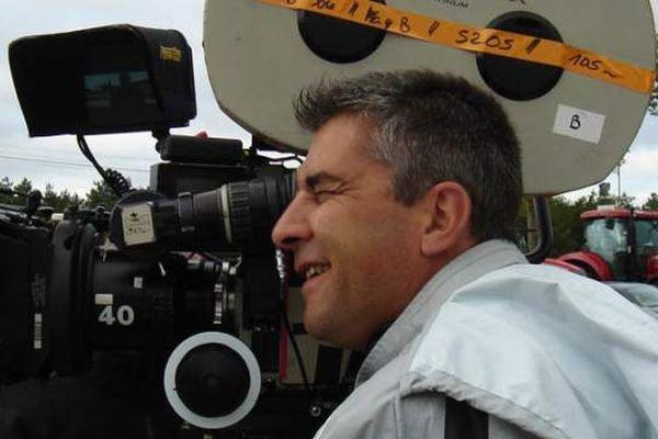 Le cinéaste aveyronnais Alain Guiraudie.
