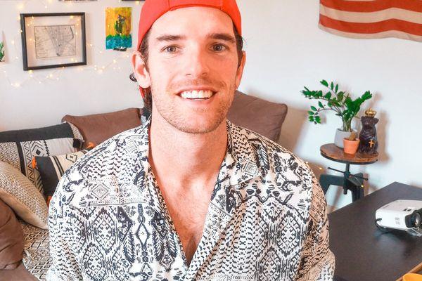 """Jordan Hovis, """"american boy next door""""... Oui, mais à Limoges et sur Youtube !"""