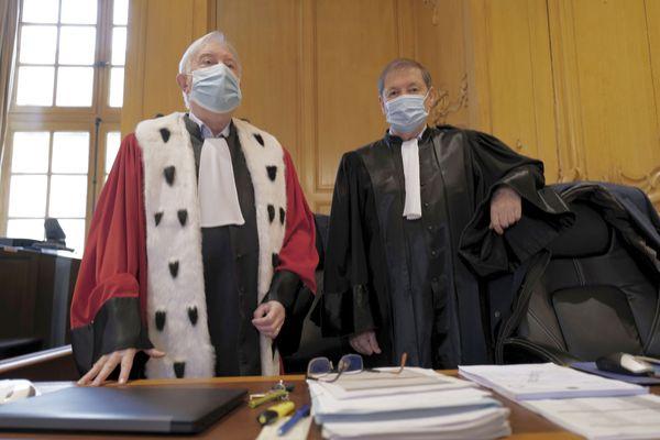 Procès de la Croix-de-Bourgogne. Mercredi 17 février, Philippe Renzi et Yann Daniel, les deux avocats généraux, vont présenter à la cour leurs réquisitions.