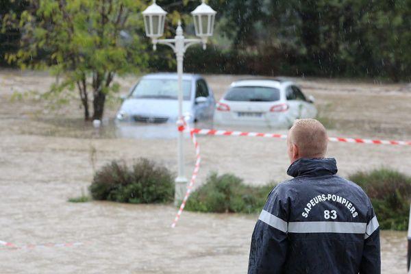En novembre 2018, de violentes intempéries ont touché Roquebrune-sur-Argens.