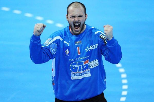 Vincent Gérard est sélectionné pour la première fois en équipe de France